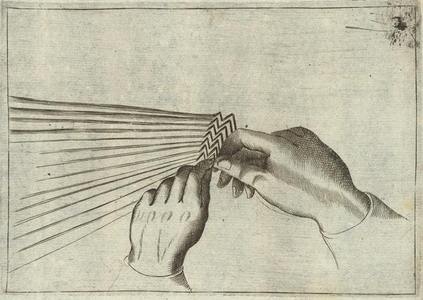 Serviette Sculptures: Mattia Giegher's Treatise on Napkin Folding (1629)